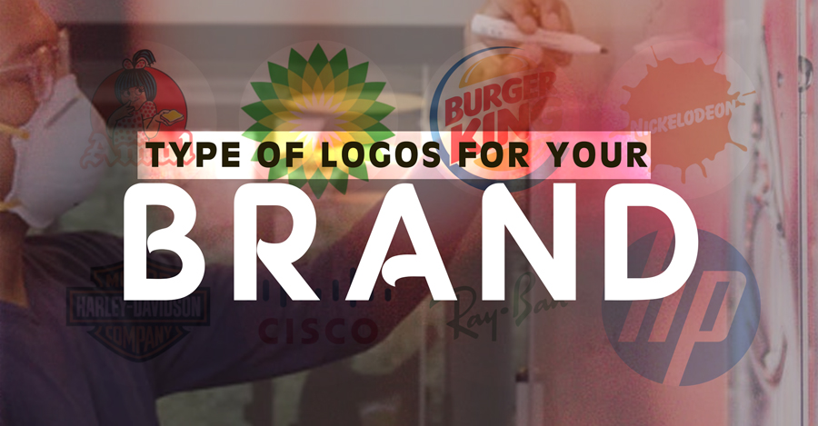 type of logo designs for your brand