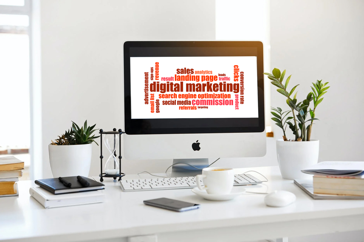 Digital Marketing and It�s Components