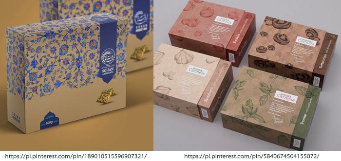 Rustic Packaging Design