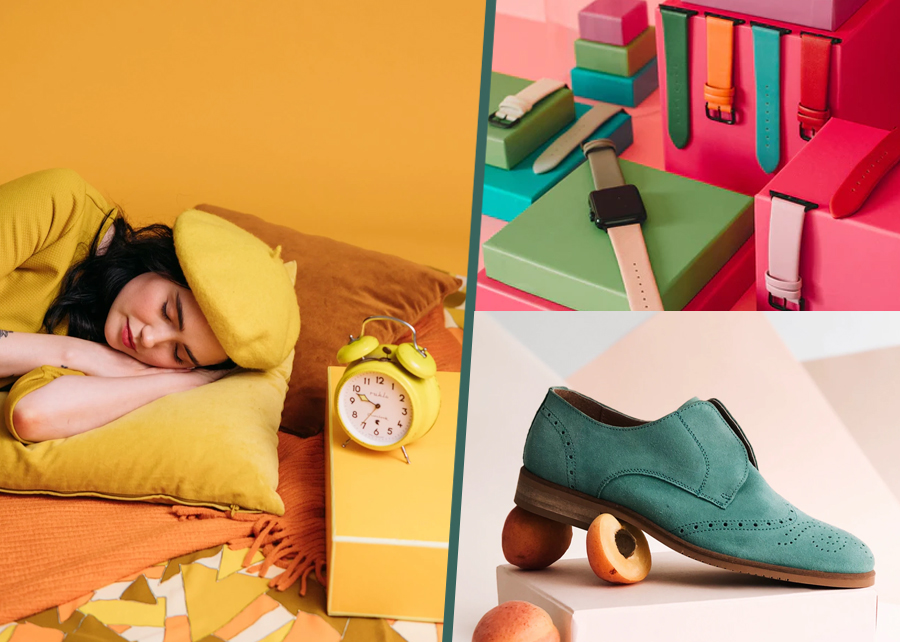 creative product photography
